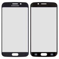 Стекло корпуса для мобильного телефона Samsung G925F Galaxy S6 EDGE, с