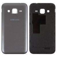 Задняя крышка батареи для мобильных телефонов Samsung G360F Galaxy Core Prime LTE, G360H/DS Galaxy Core Prime, серебристая