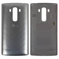 Задняя крышка батареи для мобильного телефона LG G4s Dual H734, серая