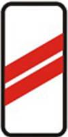 Дорожные знаки Предупреждающие знаки Приближение к железнодорожному переезду 1.31.2