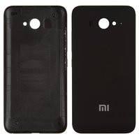 Задняя крышка батареи для мобильных телефонов Xiaomi Mi2, Mi2S, черная