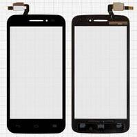 Сенсорный экран для мобильного телефона Alcatel One Touch 5042 Pop 2, черный