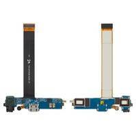 Шлейф для мобильного телефона Samsung I9070 Galaxy S Advance, коннектора зарядки, с компонентами