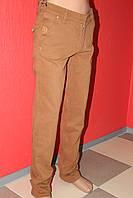 Джинсы цветные STRAVT(стравт) горчичные ,коричневые , рыжие