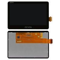 Дисплей для игровой приставки Sony PSP 2000 Vita