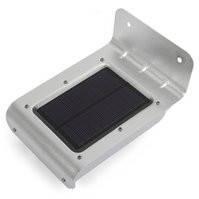 Уличный LED светильник SL-10P (с солнечной панелью, датчиком движения, 100 лм, 3,7 В, 800 мАч)