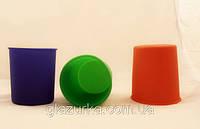 Стакан силиконовый для паски большой, фото 1