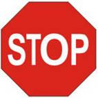 Дорожные знаки Знаки приоритета Проезд без остановки запрещен 2.2