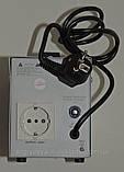 Стабилизатор напряжения Zoom 500 Вт. серии TDR-500VA (ф.у, Китай) для поддержания 220 В. и защиты, к.з. 0537/1, фото 2