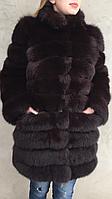 Пальто из меха песца., фото 1