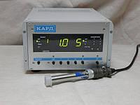 Комплекс автоматической регулировки давления и напска газов  «КАРД»