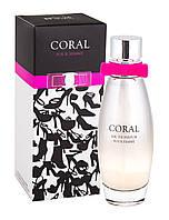 Парфюмированная вода женская Coral 95мл п/в жен Gama Parfums