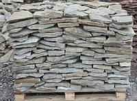 Натуральный камень Песчаник жёлтый фактурный., фото 1
