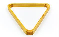 Трикутник для більярду KS-7687-57