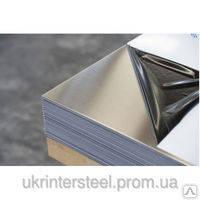 Лист н/ж 1,0*1000*2000 mm AISI 430 PVC