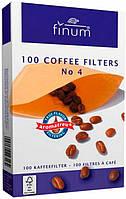 Бумажный фильтр для кофеварок №4