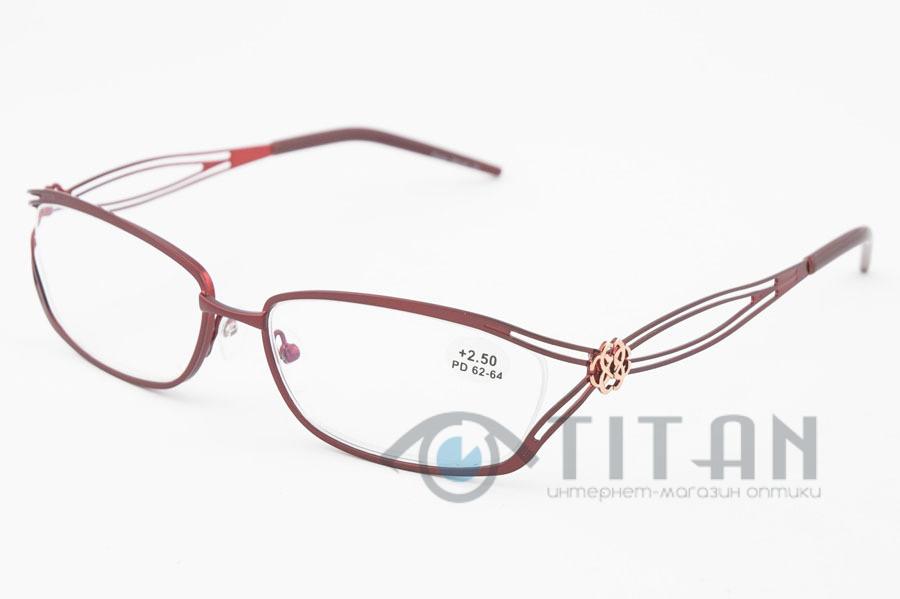 Очки с диоптриями FM 801 женские
