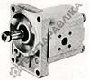 Шестеренный насос Salami, группа 2, 2PE12.5D (S) 25B1, тип немецкий