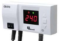 Контроллер KG Electronik CS-07C (для насоса, напольного отопления и ГВС)