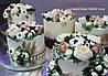 """Фотоотчет с МК Кремовые торты """"Малазийская техника+веганский крем"""" 3 декабря 2016г."""