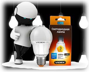 Led лампочки videx