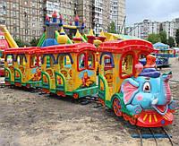"""Рельсовый паровозик """"Сафари-14м"""", фото 1"""