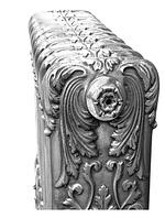 Ретро радиатор Carron Chelsea LD063/064 (чугунный)
