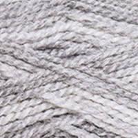 """Пряжа для ручного в""""язання Еверест (Everest) меланж сіро-білий  7035, 200гр, 320м."""