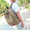 Рюкзак для города однотонный, фото 4