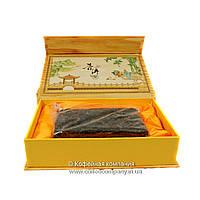 Чай Пуэр Шен Ся Гуань Коллекционнный Подарочный прессованный 250г