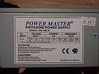 Блок питания POWER MASTER PM-400CB 400W 120FAN