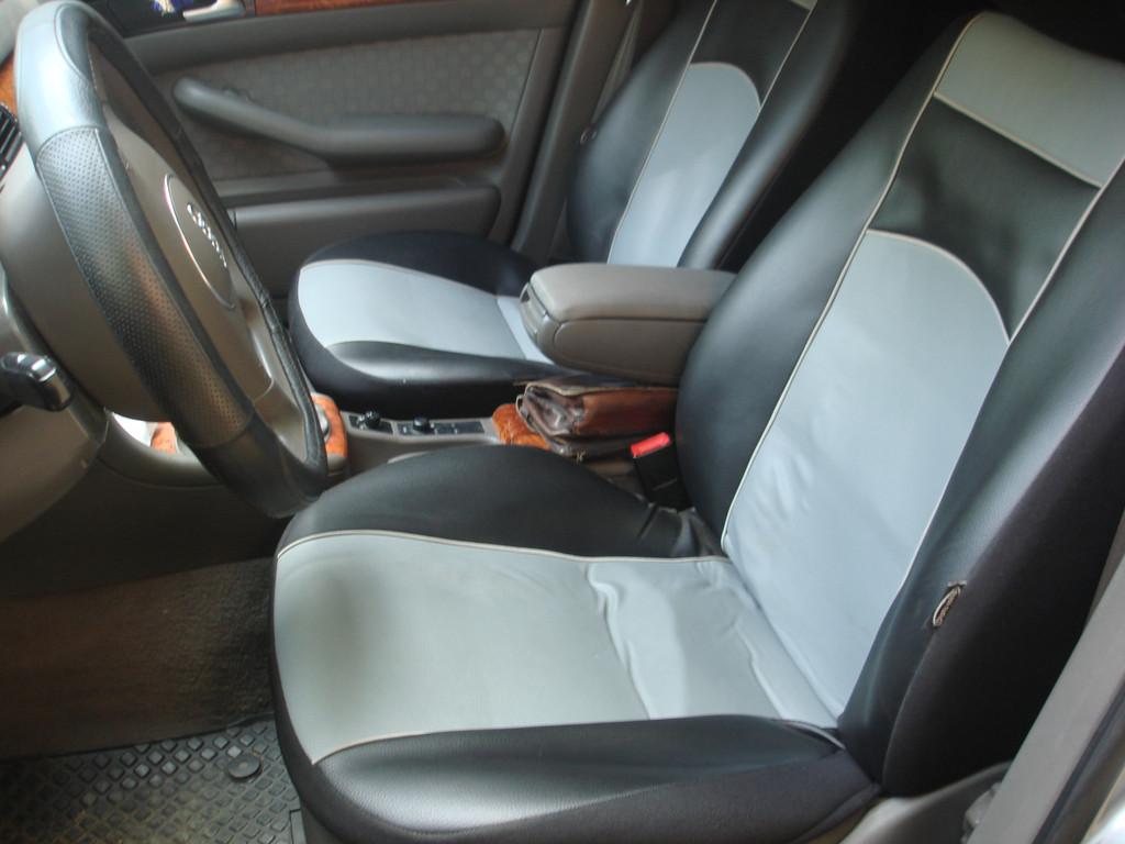 Фотографии модельных чехлов на Audi A6 C5