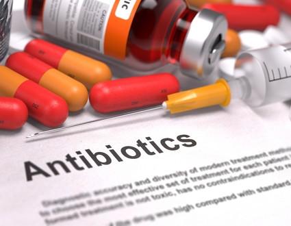 Антибиотики и противомикробные препараты