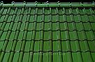 Керамическая черепица TONDACH Сулм травянисто-зеленая глазурь F421y, фото 2