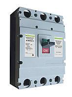 Автоматический выключатель  AB3006/3Н  3р 800А Промфактор