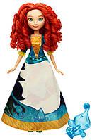 Кукла Hasbro Принцессы Диснея Мерида в юбке с проявляющимся принтом (B5295-B5301)