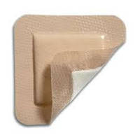 Molnlycke Mepilex Border самоклеющаяся сорбционная повязка стерильная 7,5 х 8,5 см