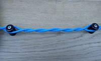 Провод для наружной электропроводки синий