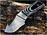 Нож дамасский Клинок ручная работа K1 FW13