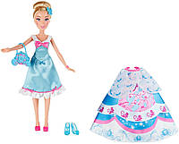 Кукла Hasbro Принцессы Диснея Золушка в платье со сменными юбками (B5312-B5314)