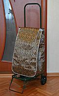 УСИЛЕННАЯ хозяйственная сумка - тележка на металичесских колесах, фото 1