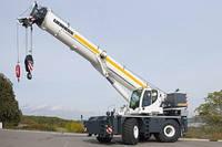 Liebherr возобновляет производство внедорожных кранов