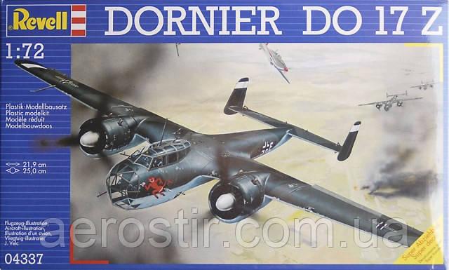 Dornier Do17Z 1/72 REVELL 04337