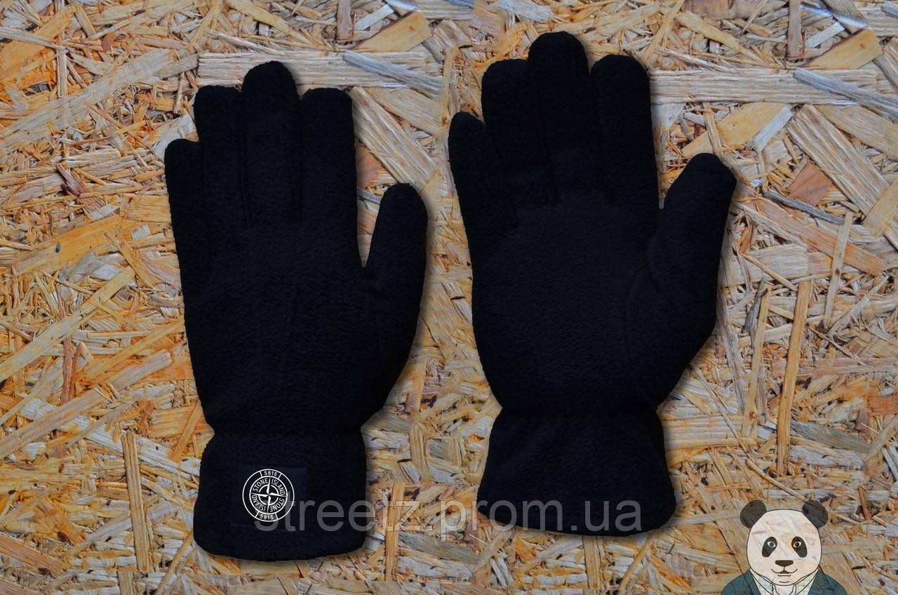 Зимние перчатки Stone Island / Стоун Исланд