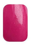 Гель -лак №63 UV Gel-Lacguer SOFIA 8.6 мл США (красно малиновый с мелким пурпурным глитером)
