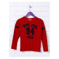 Красный реглан для мальчика ТМ Wendee р.104,110,122