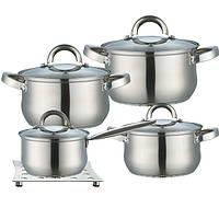 Набор посуды Maestro (9 предметов)