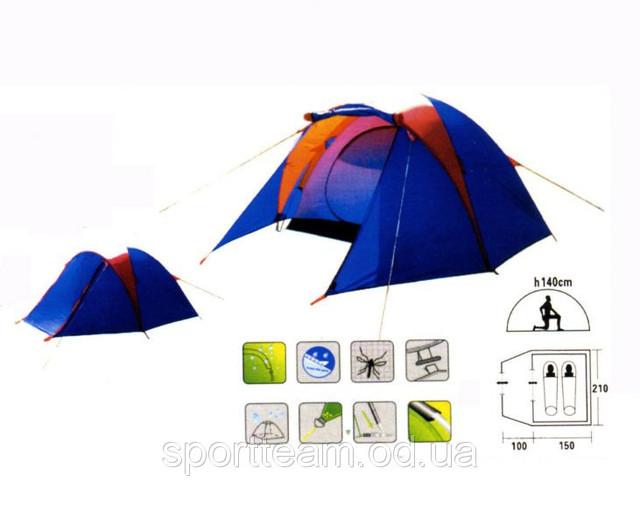 Палатки 1-2х местные