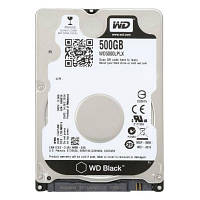 Жесткий диск 2.5 Western Digital 500GB SATAIII (WD5000LPLX), фото 1