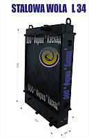 Радиатор погрузчика STALOWA WOLA L-34